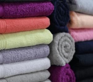 Individuelle und personalisierte Handtücher